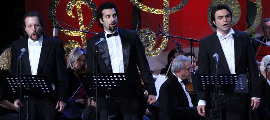 "Kosovo singers to perform in ""Three Tenors"""