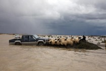Albania under water, as floods continue