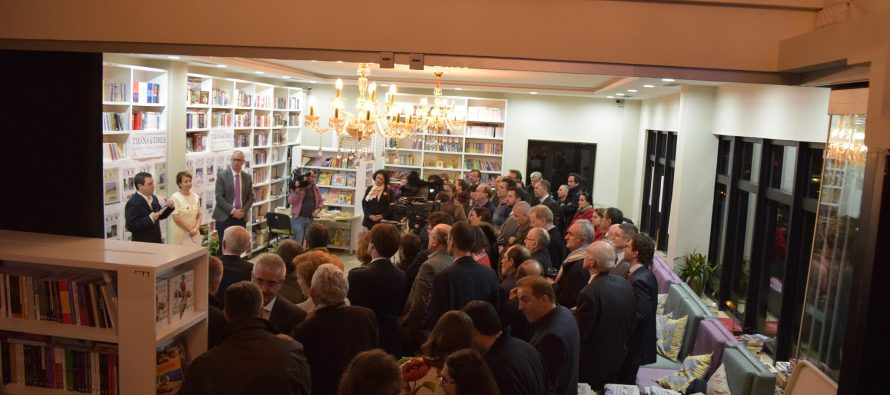 Tirana Times celebrates 10-year anniversary