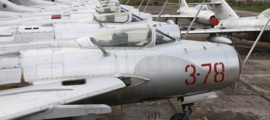 Albania to sell Soviet-era MiG fighter aircraft