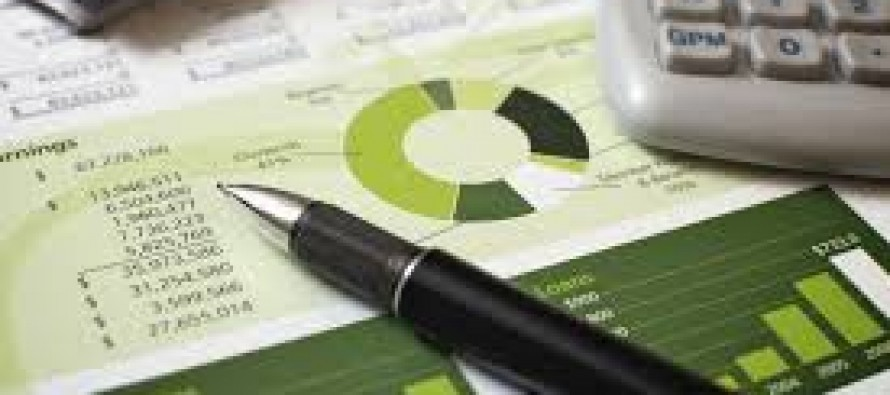 Credit returns to positive growth rates