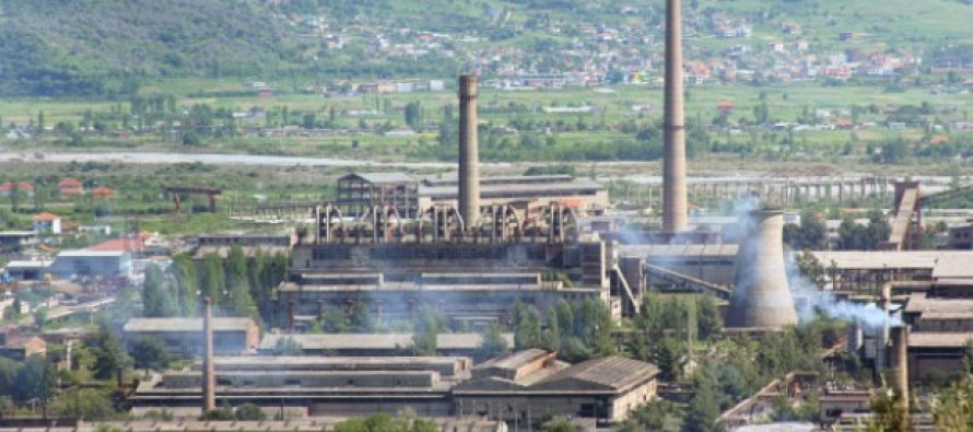 Kurum steelmaker suspended over environmental pollution