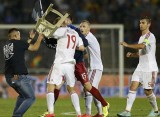 Albania complains of UEFA double standards