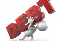 As incomes decline and living costs rise, households struggle to pay off debt