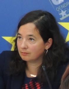 Dutch Ambassador Dewi van de Weerd