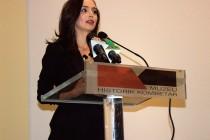 Actress Eliza Dushku launches 'Dear Albania' documentary