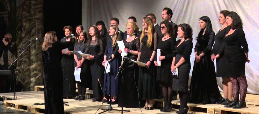 New choir brings 'Joy of singing' to blind singers