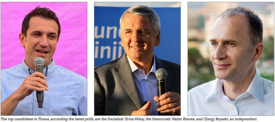 Local candidates, party leaders hit campaign trail