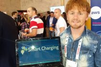 Student entrepreneurs invent 'smart charging'