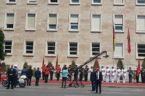 Merkel visits Tirana