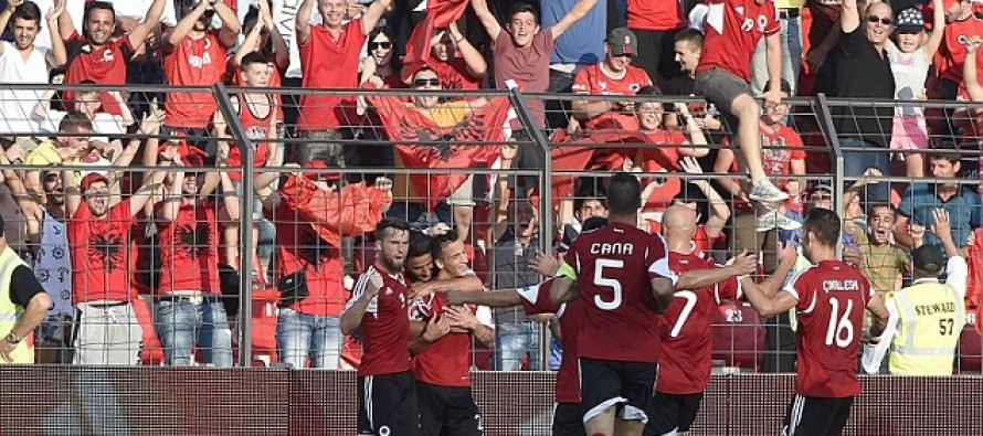Albania achieves best ever FIFA ranking, improves position in World Cup draw