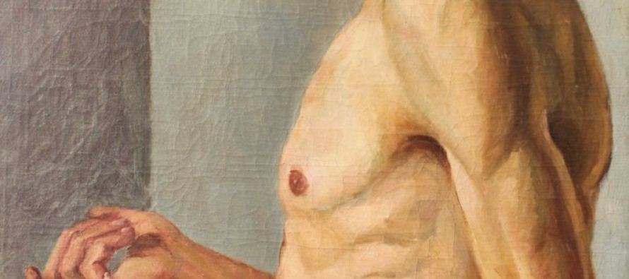 First Albanian professional female painter commemorated
