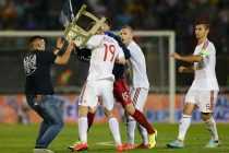 In final decision, CAS awards Albania 0-3 victory for abandoned Belgrade match, upholds drone fine