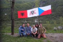 Czech volunteers revitalize isolated northern Albanian mountain village