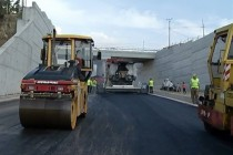 Albanian-Greek joint ventures get 5-year contracts to maintain country's roads