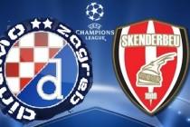 Skenderbeu to face Croatia's Dinamo Zagreb in Champions League play-off