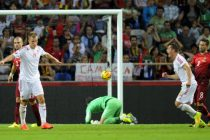 Albania play Portugal in key qualifier for group lead