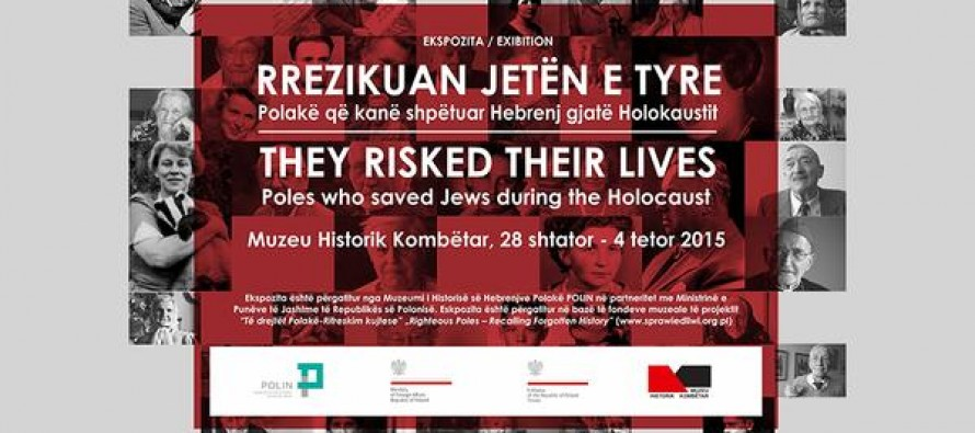 'Poles who saved Jews' featured in an exhibition in Tirana