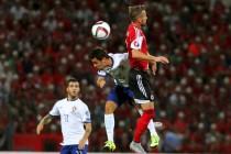 Portugal's stoppage-time winner stuns Albania