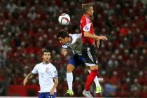Portugal's stoppage-time winner stuns Albania