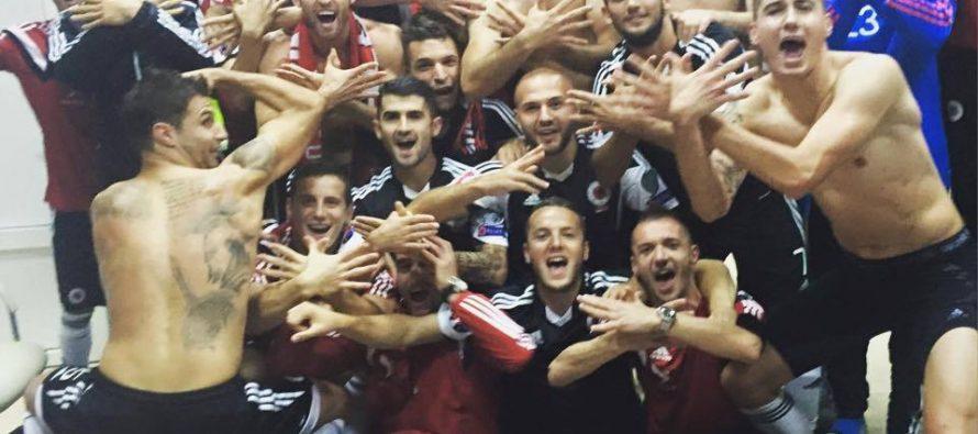 Albania claim historic qualification for Euro 2016