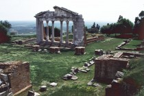 Hundreds of artefacts looted from Apollonia park seized