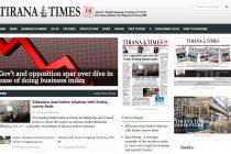 It's free-to-read time at TiranaTimes.com