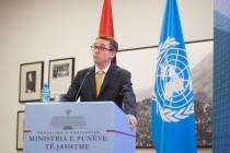 Op-Ed: Marking 60 years of UN membership, Albania is demonstrating leadership in key areas