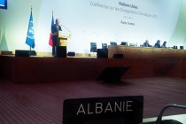 Albania committed to address climate change issues, Nishani tells UN conference