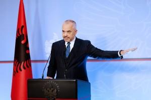 Prime Minister Edi Rama
