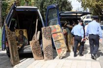 Macedonia urges Albania to return  stolen icons