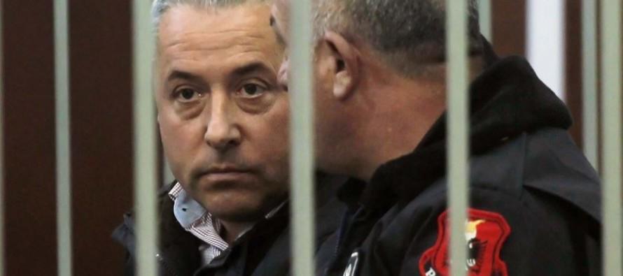 Former labor minister arrested on corruption charges