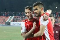 Skenderbeu on track for sixth straight Superliga title