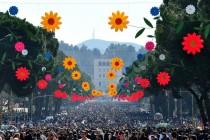 Thousands flock Tirana, Elbasan to mark Summer Day