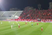 Partizani held to 1-1 draw in key fixture for title race