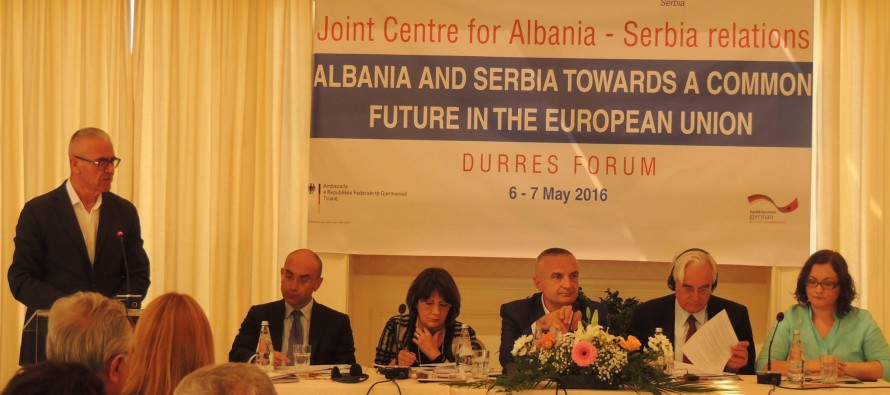 AIIS Durres Forum – a platform for the normalization of Albania-Serbia relations