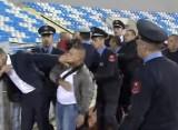 Violence mars Tirana-Partizani derby