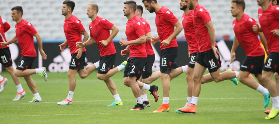 Albania play hosts France in toughest group stage fixture