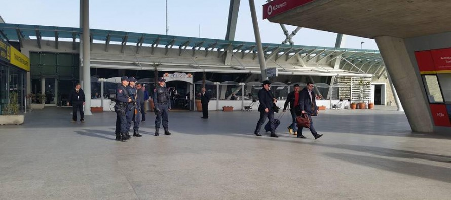 Spectacular airport robbery raises national security concerns