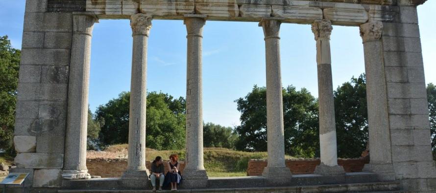EU-funded project rehabilitates Apollonia park