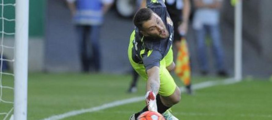 Goalkeeper turns hero for Partizani in historic Champions League win