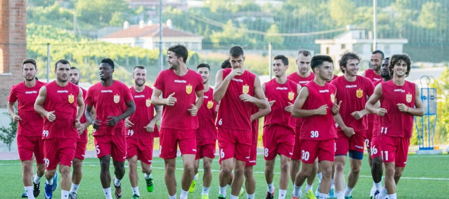 Partizani face Austrian champions in tough Champions League encounter