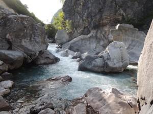 Valbona River