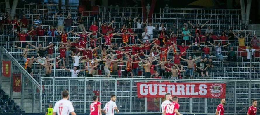 Partizani bid farewell to Champions League dream