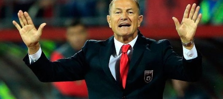 De Biasi: We will fight to the end of World Cup qualifiers