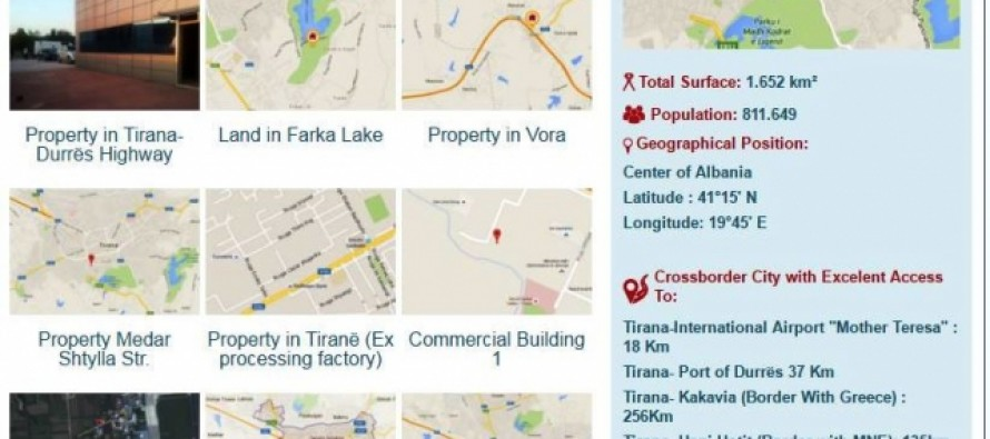A hundred state-owned properties go online for rent