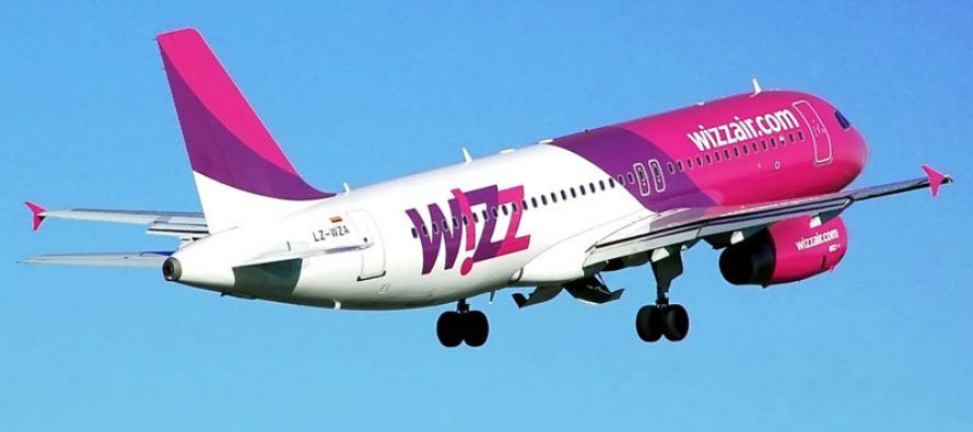 Wizz Air to launch new base in Tirana