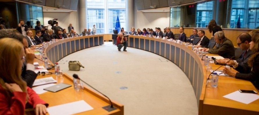 EU foreign ministers urge Albania to implement judicial reforms