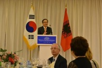 Ahn Youngjip: 'More opportunities to enhance trade and investment between our two countries'