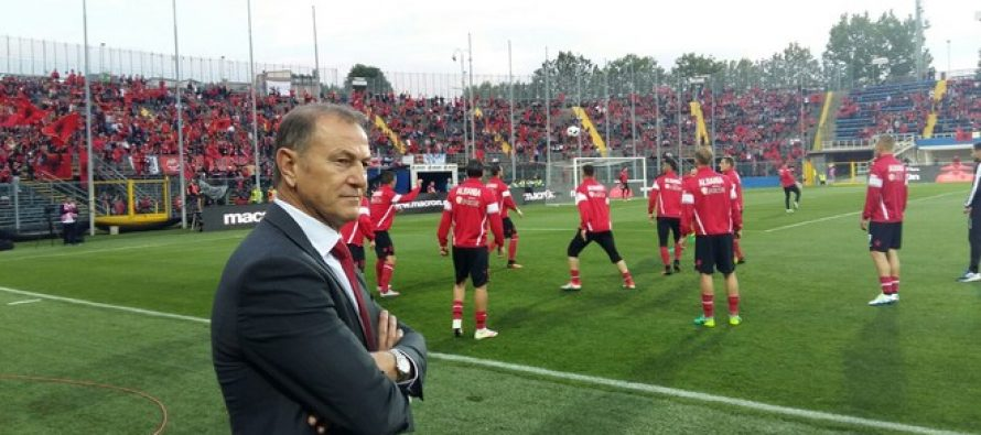 Albania-Israel, a decisive qualifier for a third spot, play-off hopes